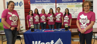 West Women at GETT expo