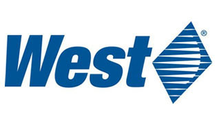 West logo with Diamond