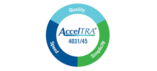 AccelTRA Circle - Quality, Speed, Simplicity