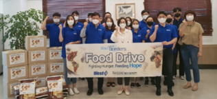 Korea Food Drive