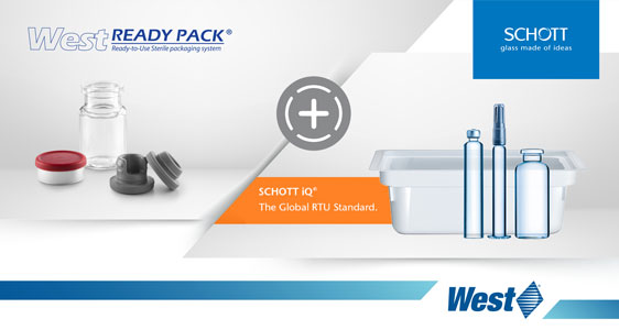 SCHOTT Ready Pack Partnership