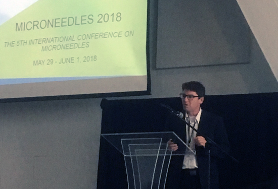Microneedle Conference Presentation