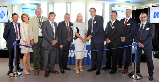 Waterford Ribbon Cutting