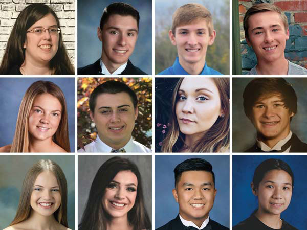 West Scholarship Winners 2018