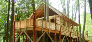 Camp Victory Tree House