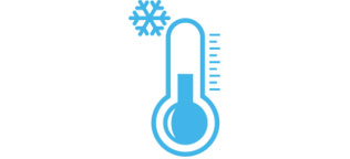 Cold Temperature Thermometer
