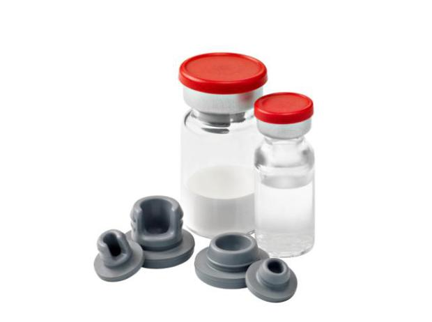 stoppers, vials and seals