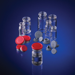 vials, stoppers, seals