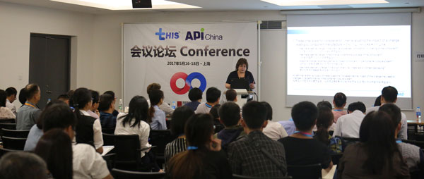 Fran DeGrazio Presents in China