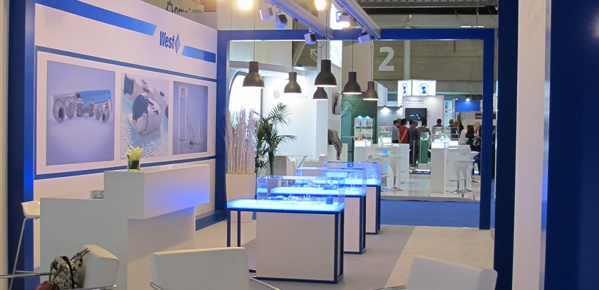 West Pharmaceutical Services Booth