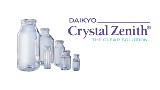 Group of CZ vials with logo