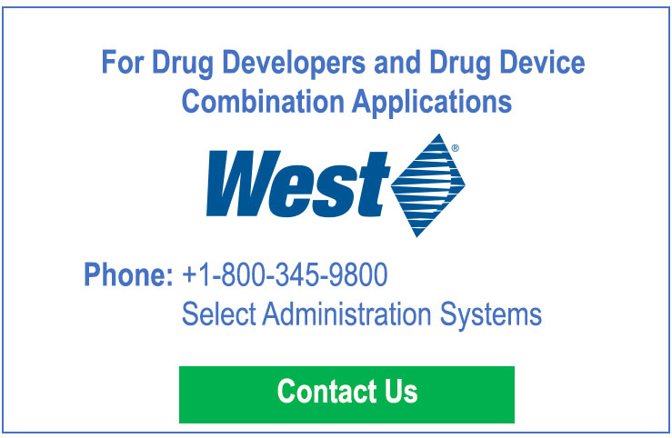 For Drug Developers and Drug Device Combination Applications