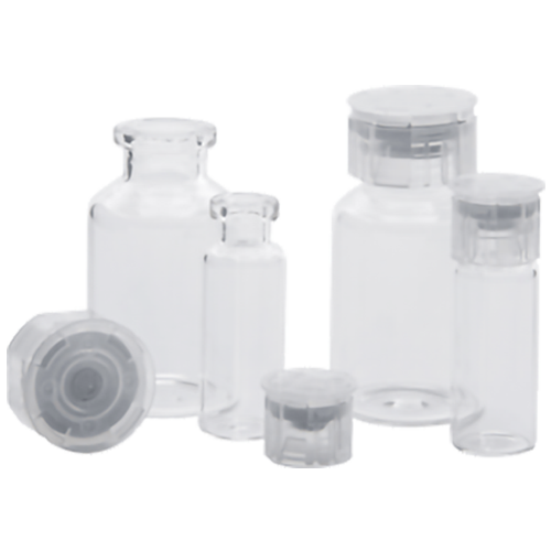 Daikyo Plascap Group with Vials