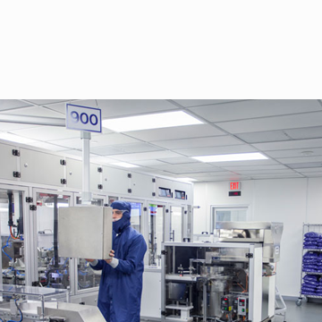 Contract Manufacturing - West Pharma