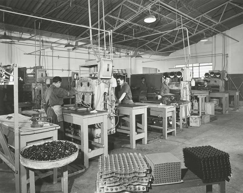 1952 Mexico West Facility
