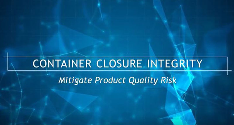 Container Closure Testing Video