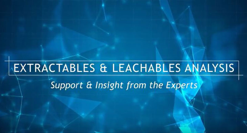 Extractables and Leachables Video